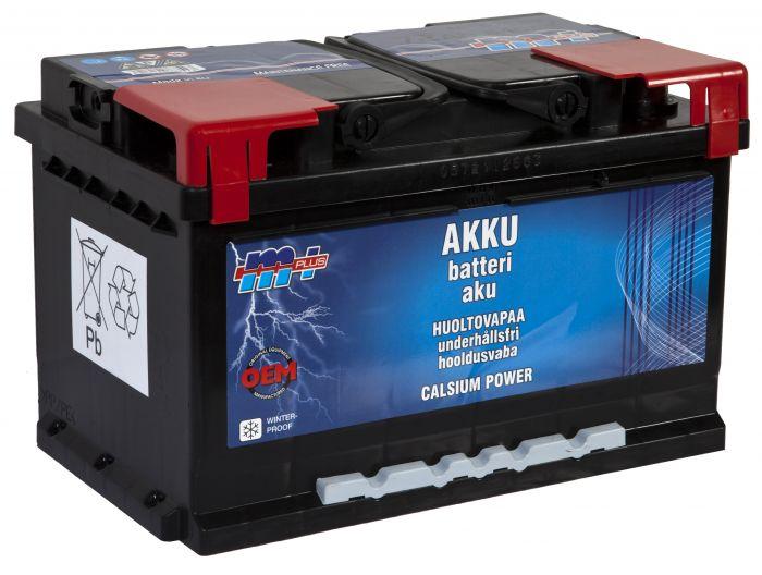 Akku M+ MP57288 72 Ah