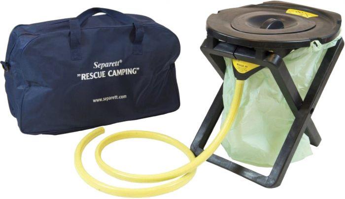 Kuivakäymälä Separett Rescue Camping 25