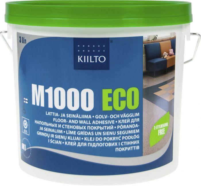 Lattialiima Kiilto Eco M1000 3 L