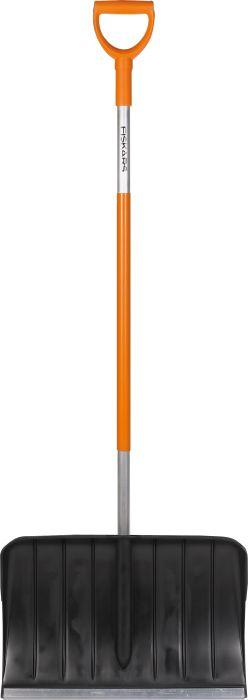 Lumentyönnin Fiskars SnowXpert 52 cm musta