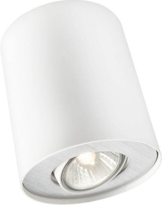 Spottivalaisin Philips Pillar 1-os Valkoinen