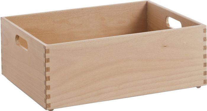 Puulaatikko Zeller Pyökki