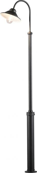 Pylväsvalaisin Konstsmide Vega 240 cm
