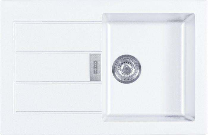 Komposiittiallas Franke Sirius 611-78 Polar White