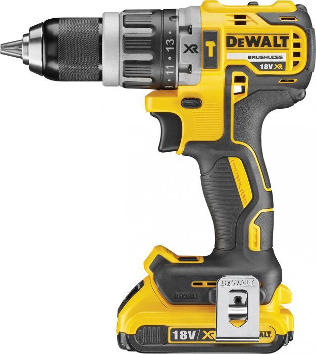 Akkuiskuporakone Dewalt DCD796D2-QW