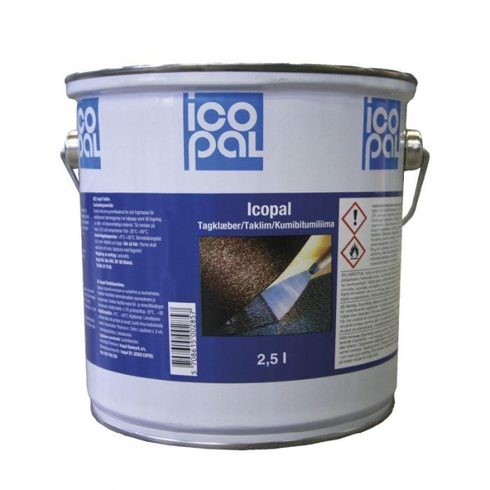 Kumibitumiliima Icopal 2,5 l