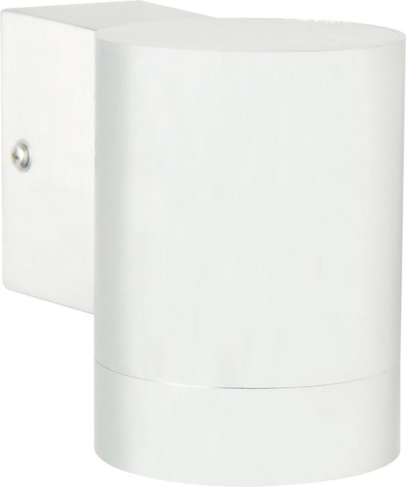 Ulkoseinävalaisin Nordlux Tin Maxi 1-osainen Valkoinen