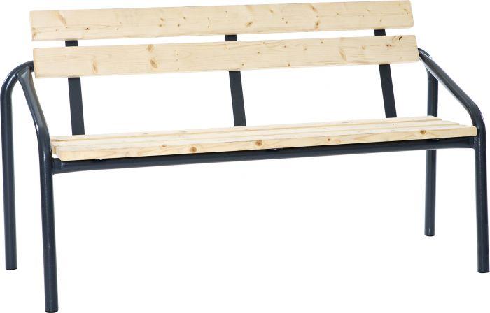 Pihapenkki Varax 150 x 80 cm