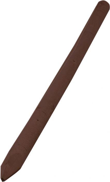 Aitatolppa 50 mm ruskea 150 cm