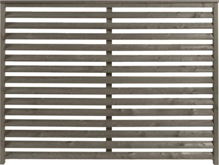 Aitaelementti Funkis harmaa 160 x 120 cm