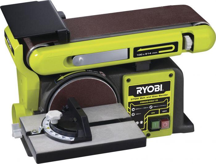 Yhdistelmähiomakone Ryobi RBDS4601G
