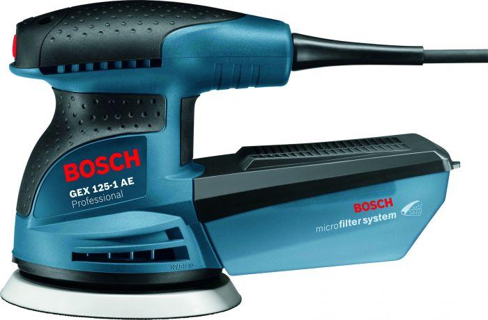 Epäkeskohiomakone Bosch GEX 125-1 AE Professional