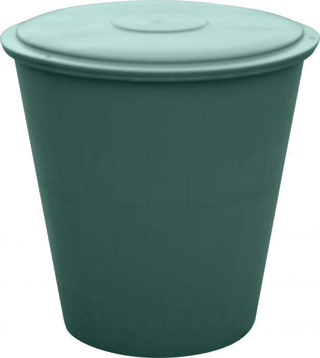 Sadevesitynnyri 210 l vihreä