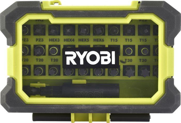 Ruuvikärkisarja Ryobi RAK31MSDI Torque+