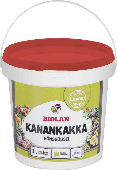 Kanankakka Biolan 1 l