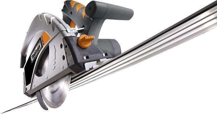 Upotus- ja käsipyörösaha Toolson DS550PRO