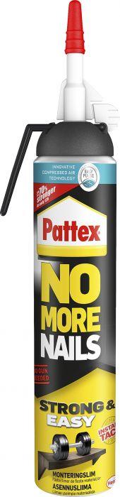 Asennusliima Pattex No more Nails Original 200 ml