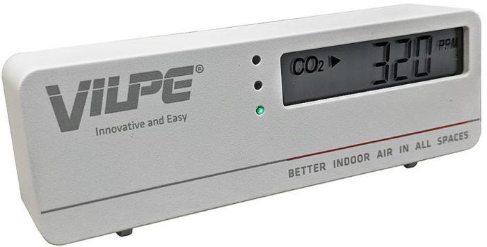 Hiilidioksidimittari Vilpe Desktop CO2 Monitor