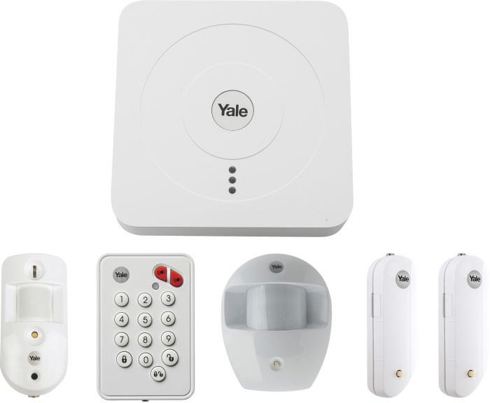 Hälytinpaketti Yale Smart Home SR-3200