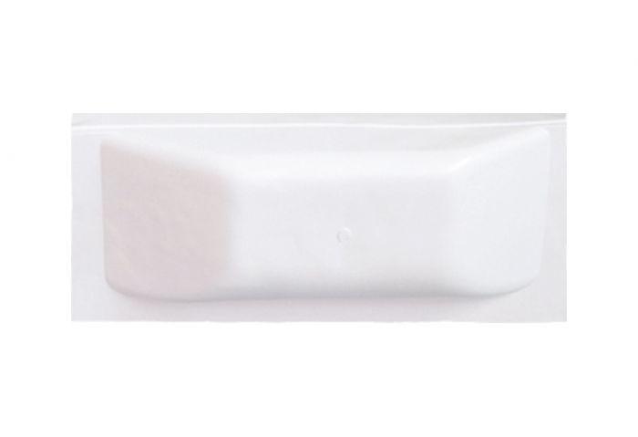 Laiturilepuuttaja Talamex Mini 25 x 7 x 10 cm Valkoinen