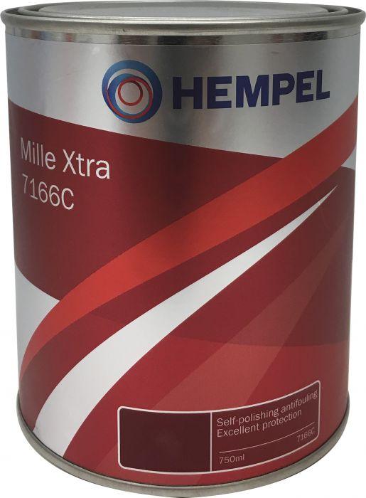 Antifouling-maali Hempel Mille Xtra 7166C Grey 0,75 l