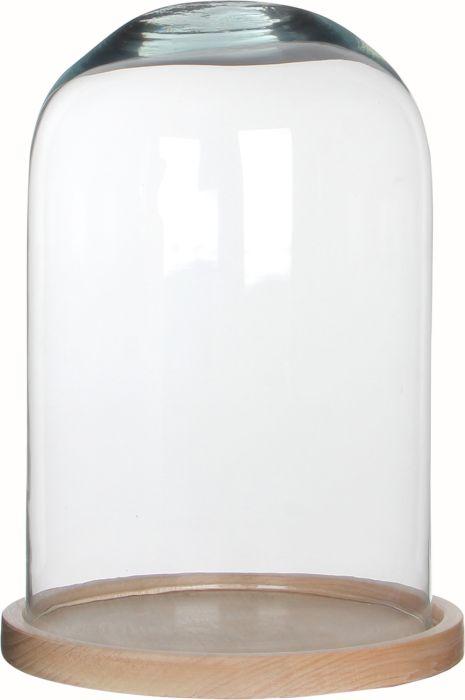 Taimikupu lautasella 21,5 x 30 cm