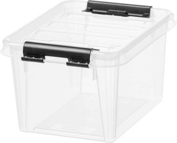 Säilytyslaatikko SmartStore Classic 1,5 Kirkas