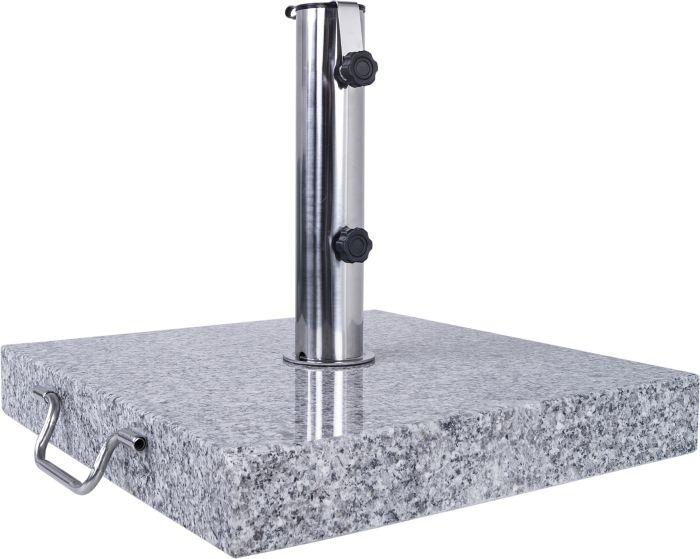 Aurinkovarjon jalka Sunfun graniittia 35 kg