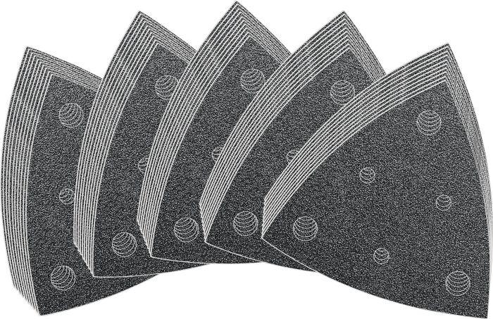Hiomapaperit Fein K 240 Rei'itetty 50 kpl
