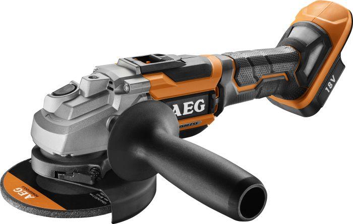 Akkukulmahiomakone AEG BEWS18-125BL