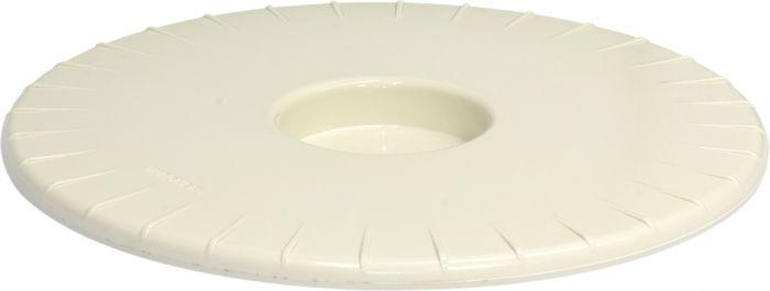 Ruukunalunen Ultraflat 30 cm/100 kg valkoinen
