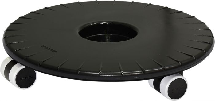 Ruukunalunen Ultraflat 30 cm/80 kg musta
