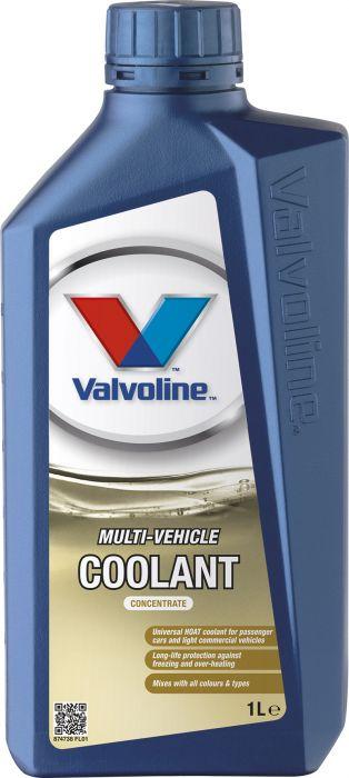 Jäähdytinneste Valvoline Multi-Vehicle Coolant Concentrate 1 l