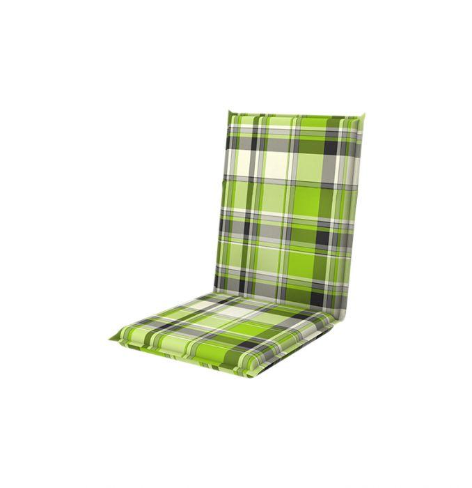 Istuinpehmuste Doppler Comfort 110 x 50 cm vihreäharmaa