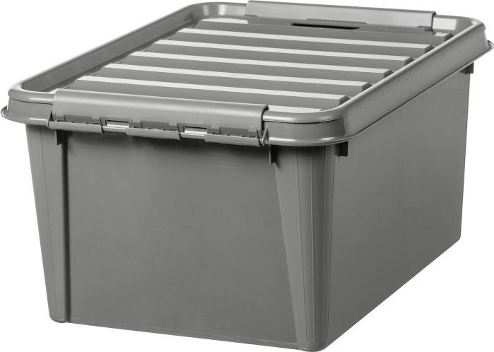Säilytyslaatikko SmartStore Recycled 31 Taupe 50 x 39 x 26 cm