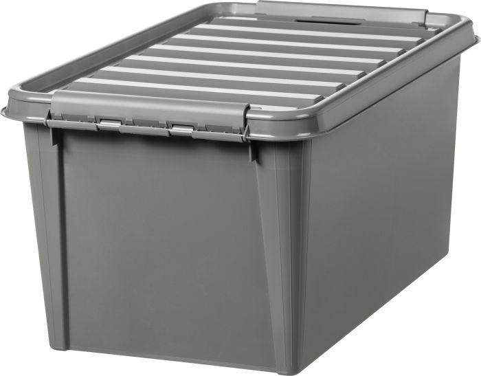 Säilytyslaatikko SmartStore Recycled  45 Taupe 59 x 39 x 31 cm