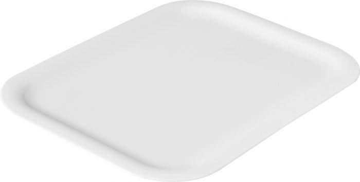 Kansi SmartStore Basket Recycled Valkoinen 38 x 28 x 1 cm