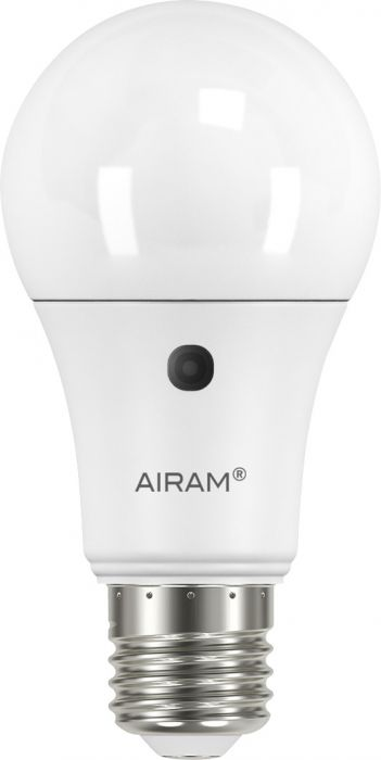 Vakiolamppu Airam LED 10W E27 Sensorilla