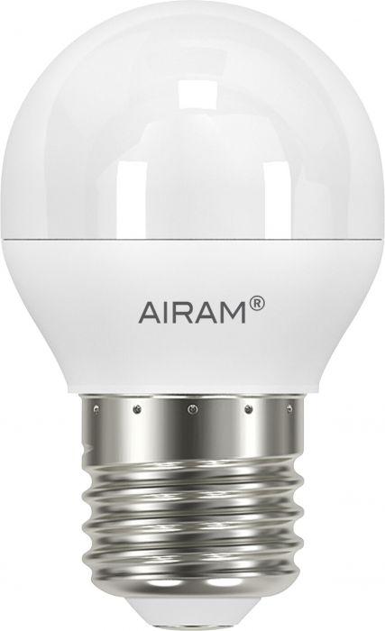 Vakiolamppu Airam LED 6W E27 Himmennettävä