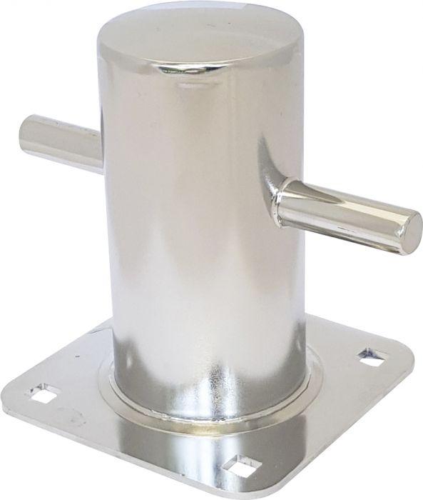 Pystypollari Haponkestävä teräs AISI316 175 mm