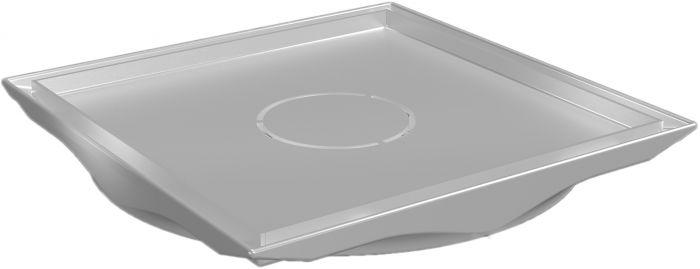 Lattiakaivonkansi Uponor Drain laattakehys 150 x 150 mm