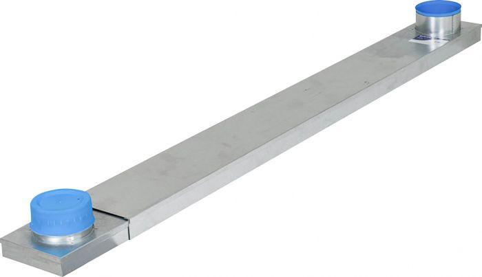 Saunakanava Europlast 125 mm