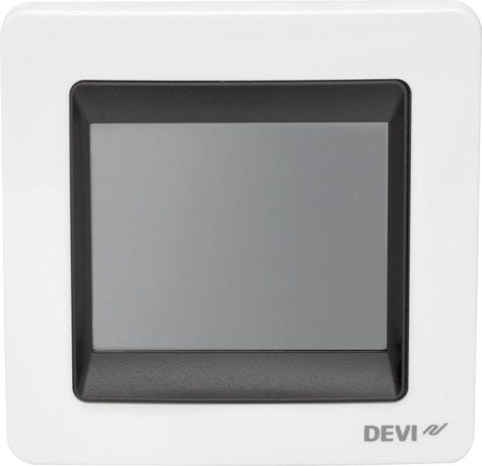 Yhdistelmätermostaatti Devireg Touch