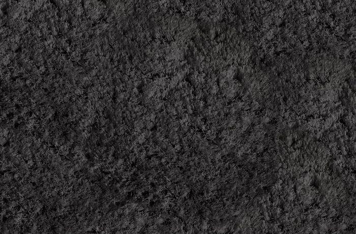 Kylpyhuonematto Pisla Sydney 70 x 120 cm Musta