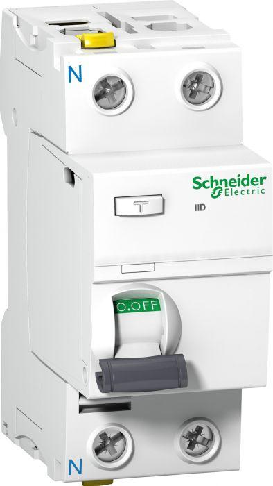 Vikavirtasuojakytkin Schneider Electric Acti9 IID 30MA 25A