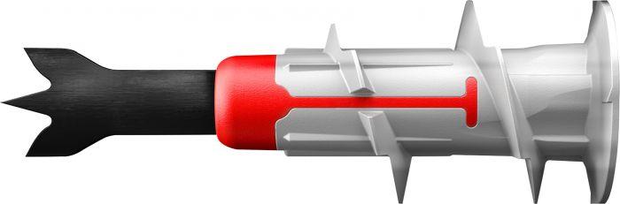 Kipsilevytulppa Fischer Duoblade S DIY 20+20 kpl