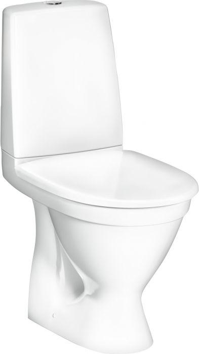 WC-istuin Gustavsberg Skandic P-lukko