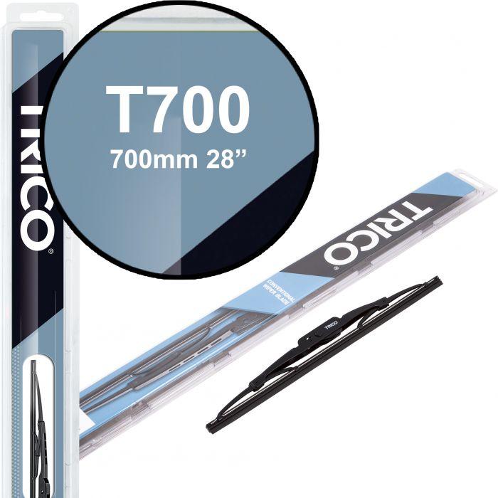 Pyyhkijänsulka Trico Classic T700