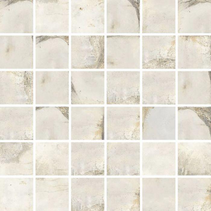 Mosaiikkilaatta Oxyd Valkoinen 30 x 30 cm