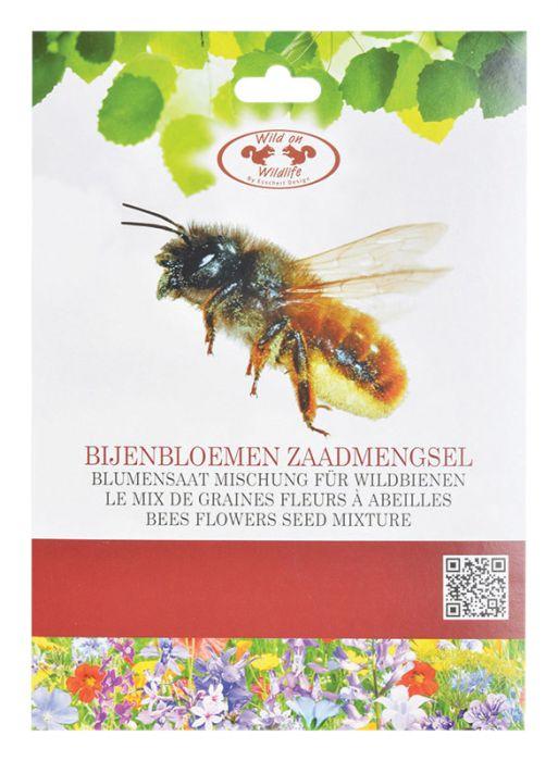 Kukka siemensekoitus mehiläisille